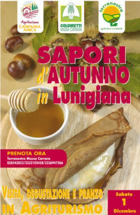 Sapori d'autunno: visite, degustazioni e pranzo in agriturismo