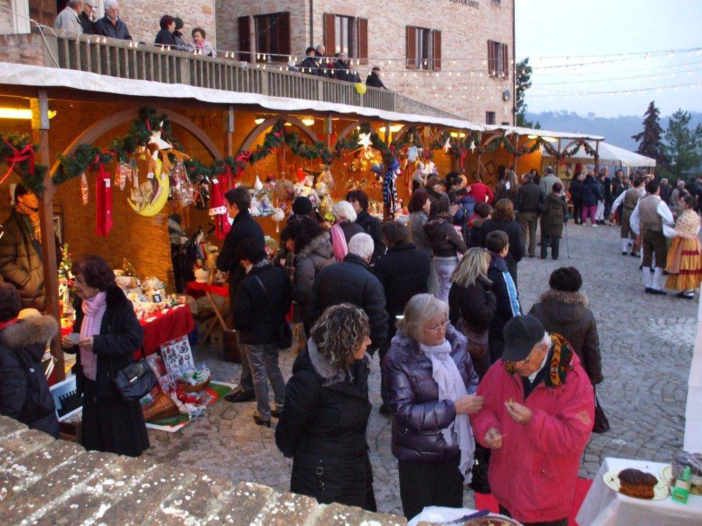 Seguendo la Cometa - Un originale mercatino di Natale a Montemaggiore al Metauro