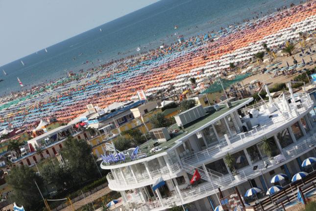 Riminibeach.it: una vacanza nella riviera romagnola per tutti!