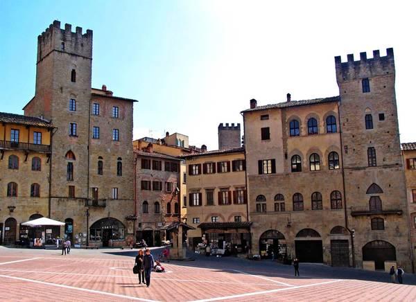 Sansepolcro: la patria di Piero della Francesca