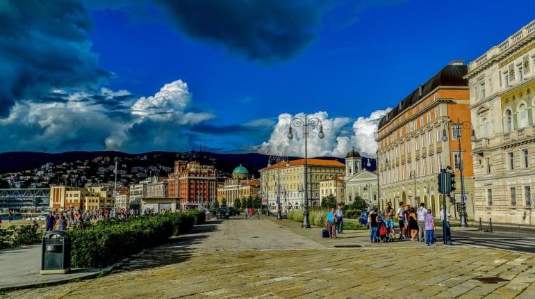 Trieste, la città cosmopolita del Friuli Venezia Giulia