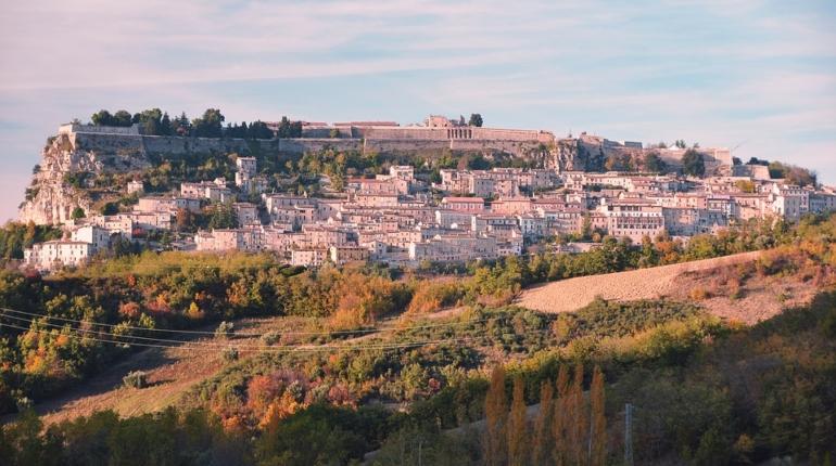 Civitella del Tronto: borgo suggestivo nel teramano