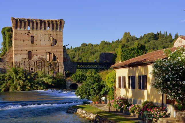 Borghetto sul Mincio - Verona: natura, storia e cibo