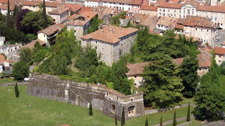 Gradisca d'Isonzo: piccola fortezza ricca di storia
