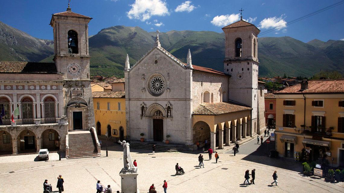 Norcia: in Umbria tra storia, natura e architettura