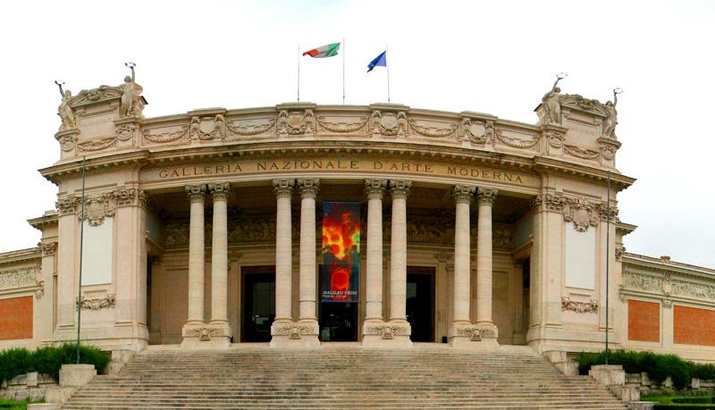 Galleria d'Arte Moderna di Roma: oltre tremila opere d'arte