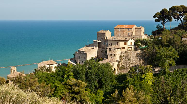 Grottammare: nelle Marche il borgo medievale