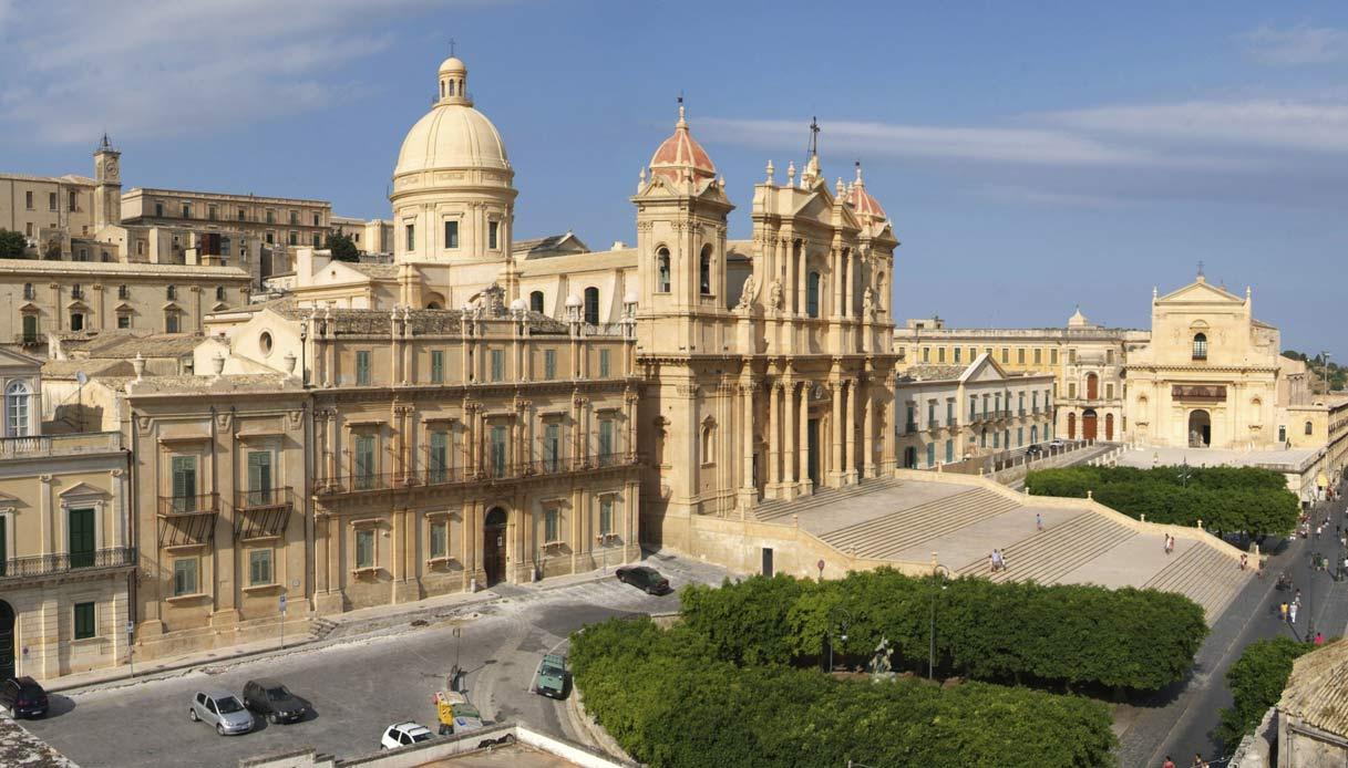 Noto, per i suoi monumenti Patrimonio dell'Umanità UNESCO 1