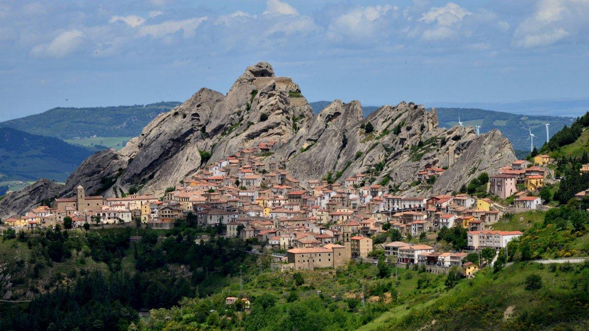 Pietrapertosa: il paese delle rocce