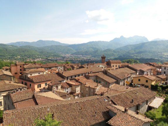 Castiglione della Garfagnana: fortezza toscana 3