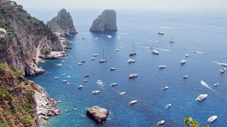 Visitare Capri: isola turistica incontaminata 2