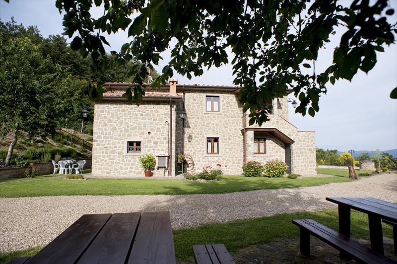 Agriturismo Podere il Corniolino in Toscana